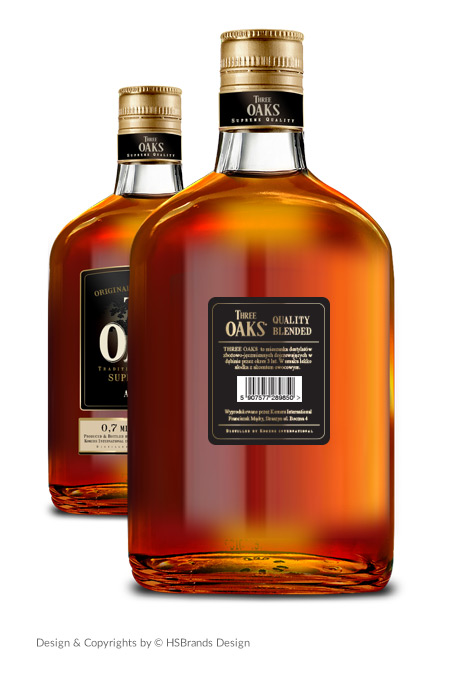 Żubrówka Vintage / Projekt opakowania etykieta na alkohol etykieta na opakowania szklane etykieta na whisky projekt etykiety Projekt etykiety na wódkę Projekt kartonu opakowania na alkohol