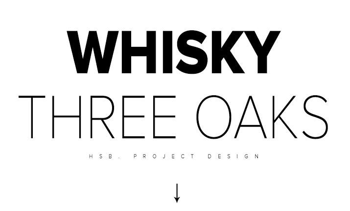 identyfikacja-whisky-etykieta-opakowanie-box-na-alkohol-agencja-reklamowa-3 Whisky Three Oaks / Projekt etykiety etykieta na alkohol etykieta na opakowania szklane etykieta na whisky Product Design projekt etykiety